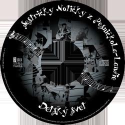 CD Sestričky Notičky z PesničkoLa-Landie - Detský svet